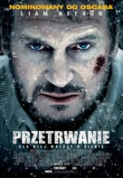 The Grey - Polish Movie Poster (xs thumbnail)