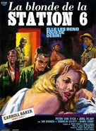 Station Six-Sahara - French Movie Poster (xs thumbnail)