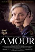 Amour - Movie Poster (xs thumbnail)