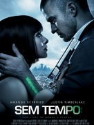 In Time - Portuguese Movie Poster (xs thumbnail)