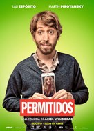 Permitidos - Argentinian Movie Poster (xs thumbnail)