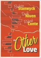 The Other Love - DVD movie cover (xs thumbnail)