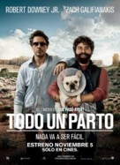 Due Date - Colombian Movie Poster (xs thumbnail)