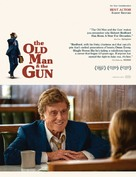 Old Man and the Gun - For your consideration poster (xs thumbnail)