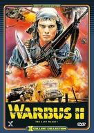Afganistan - The last war bus (L'ultimo bus di guerra) - German DVD movie cover (xs thumbnail)