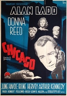 Chicago Deadline - Swedish Movie Poster (xs thumbnail)