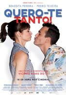 Quero-te Tanto! - Portuguese Movie Poster (xs thumbnail)