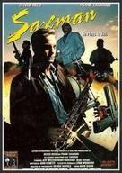 The Revenger - Belgian Movie Poster (xs thumbnail)