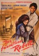 Vanina Vanini - German Movie Poster (xs thumbnail)
