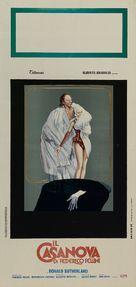 Il Casanova di Federico Fellini - Italian Movie Poster (xs thumbnail)