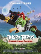The Angry Birds Movie 2 - French Movie Poster (xs thumbnail)