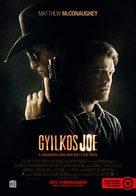 Killer Joe - Hungarian Movie Poster (xs thumbnail)