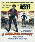 A Lawless Street - Movie Poster (xs thumbnail)