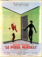 Le passe-muraille - French Movie Poster (xs thumbnail)