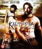 Kalifornia - Dutch Blu-Ray cover (xs thumbnail)