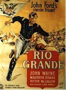 Rio Grande - Danish Movie Poster (xs thumbnail)