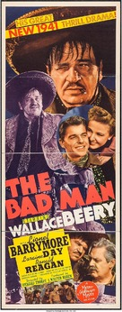 The Bad Man - Movie Poster (xs thumbnail)