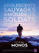 Monos - French Movie Poster (xs thumbnail)