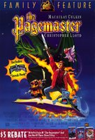 The Pagemaster - Movie Cover (xs thumbnail)