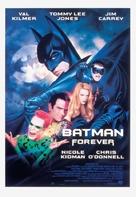 Batman Forever - Italian Movie Poster (xs thumbnail)