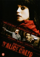 The Disappearance of Alice Creed - Dutch DVD cover (xs thumbnail)