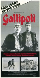 Gallipoli - Australian Movie Poster (xs thumbnail)