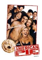 American Pie - Argentinian DVD cover (xs thumbnail)