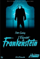 The Evil of Frankenstein - French Movie Cover (xs thumbnail)