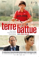 Terre battue - Belgian Movie Poster (xs thumbnail)