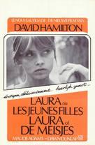Laura, les ombres de l'été - Belgian Movie Poster (xs thumbnail)