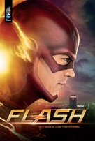 """The Flash"" - French Movie Cover (xs thumbnail)"