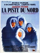 La loi du nord - French Movie Poster (xs thumbnail)