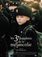 Melancholian kolme huonetta - French poster (xs thumbnail)
