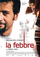 Febbre, La - Italian poster (xs thumbnail)