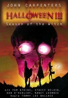 Halloween III: Season of the Witch - German Movie Cover (xs thumbnail)