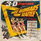 Those Redheads from Seattle - Movie Poster (xs thumbnail)