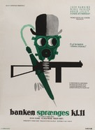 The League of Gentlemen - Swedish Movie Poster (xs thumbnail)