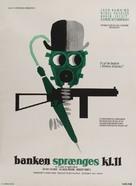 The League of Gentlemen - Swedish Movie Poster (xs thumbnail)
