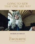 The Favourite - Movie Poster (xs thumbnail)