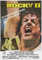 Rocky II - Spanish Movie Poster (xs thumbnail)