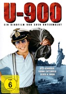 U-900 - German DVD cover (xs thumbnail)
