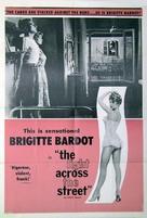 La lumière d'en face - Theatrical poster (xs thumbnail)