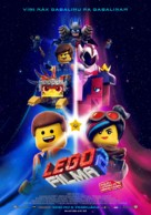 The Lego Movie 2: The Second Part - Latvian Movie Poster (xs thumbnail)
