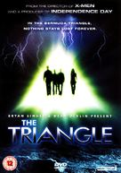"""""""The Triangle"""" - British DVD movie cover (xs thumbnail)"""