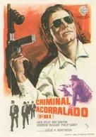 FBI Code 98 - Spanish Movie Poster (xs thumbnail)