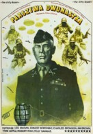 The Dirty Dozen - Polish Movie Poster (xs thumbnail)