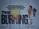 The Burning - British Movie Poster (xs thumbnail)