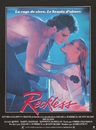 Reckless - French Movie Poster (xs thumbnail)