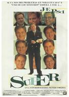 The Super - Spanish Movie Poster (xs thumbnail)