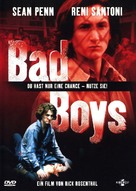 Bad Boys - German DVD cover (xs thumbnail)